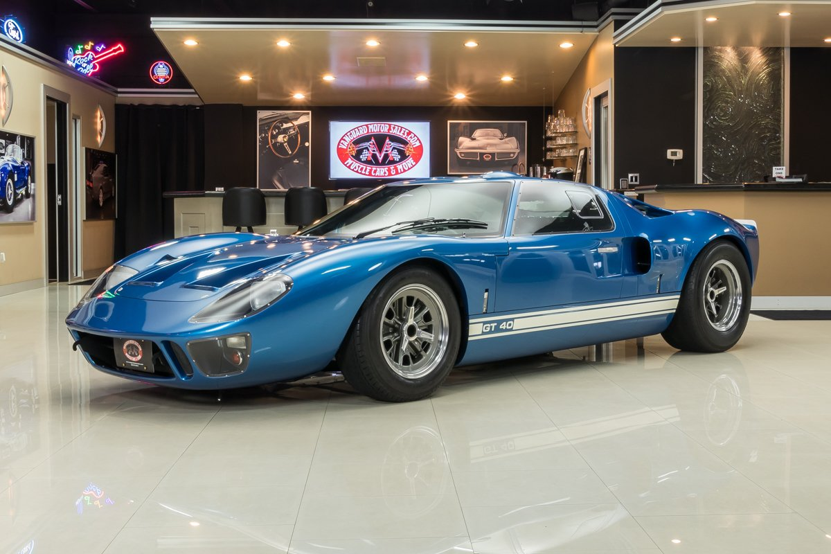 1965 ford gt40 superformance