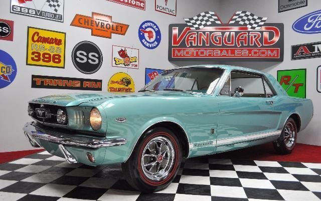 1965 ford mustang gt watch video