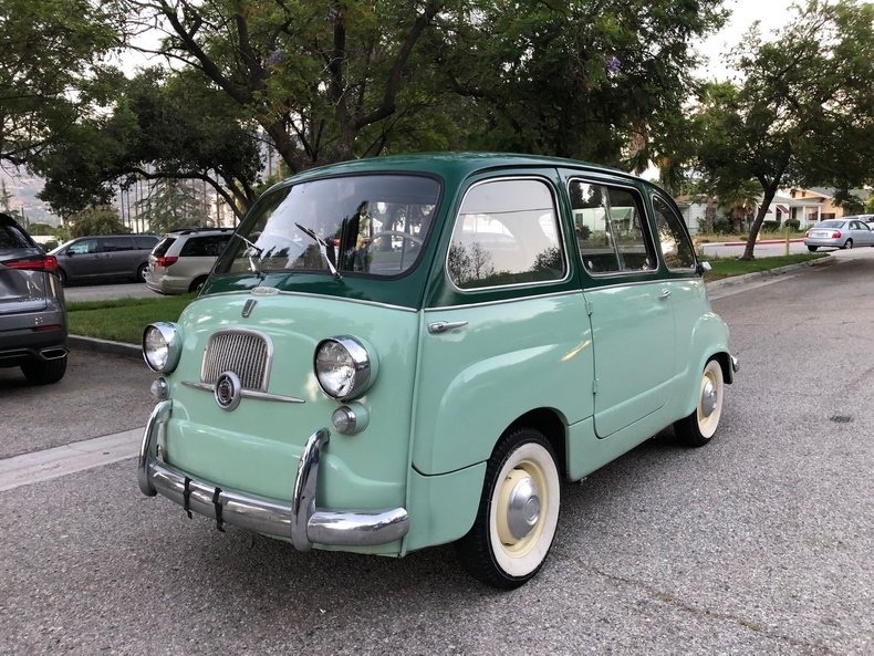 1957 Fiat 600 For Sale