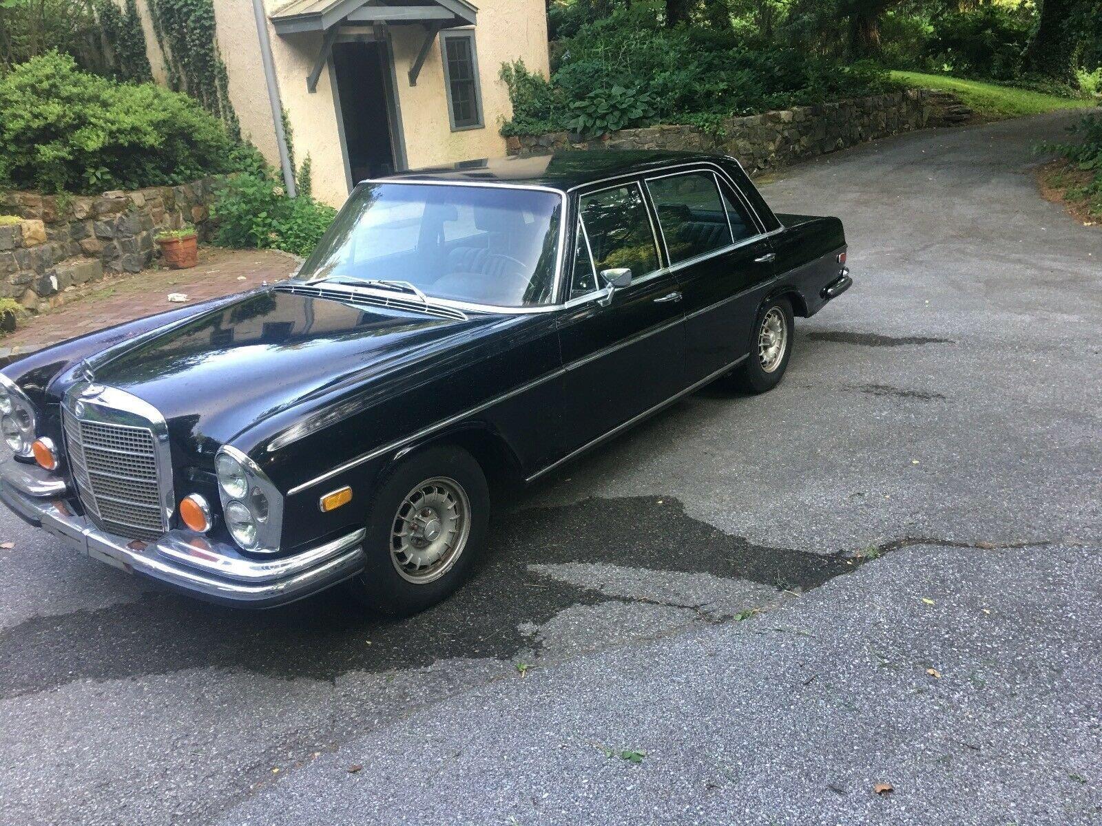 1973 Mercedes-Benz 280 SEL  4.5