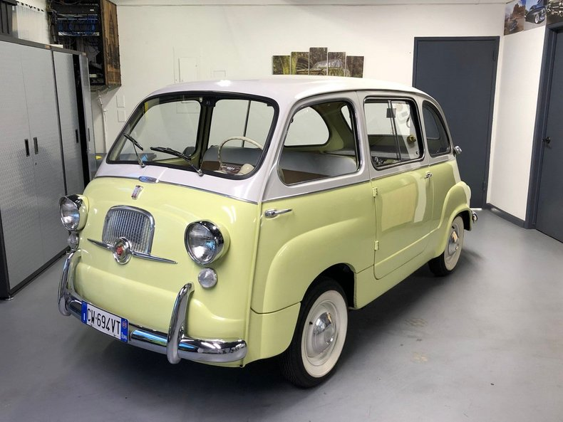1959 Fiat 600 For Sale