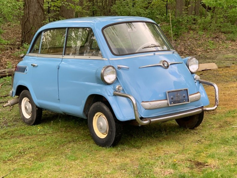 1958 BMW Isetta For Sale