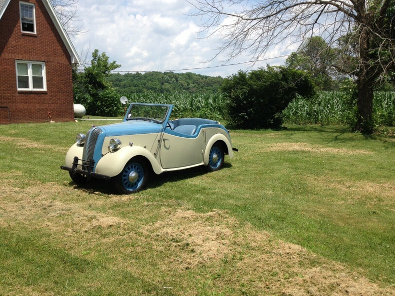 1947 Triumph Standard Convertible For Sale