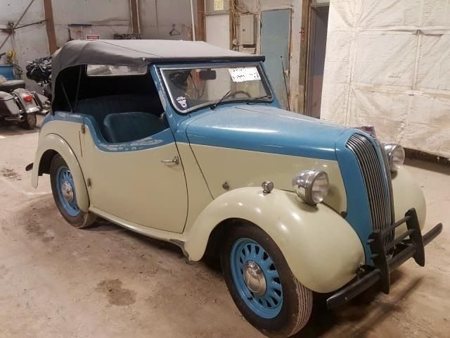 1947 Triumph Standard Convertible For Sale