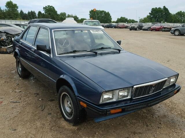 1986 Maserati 425