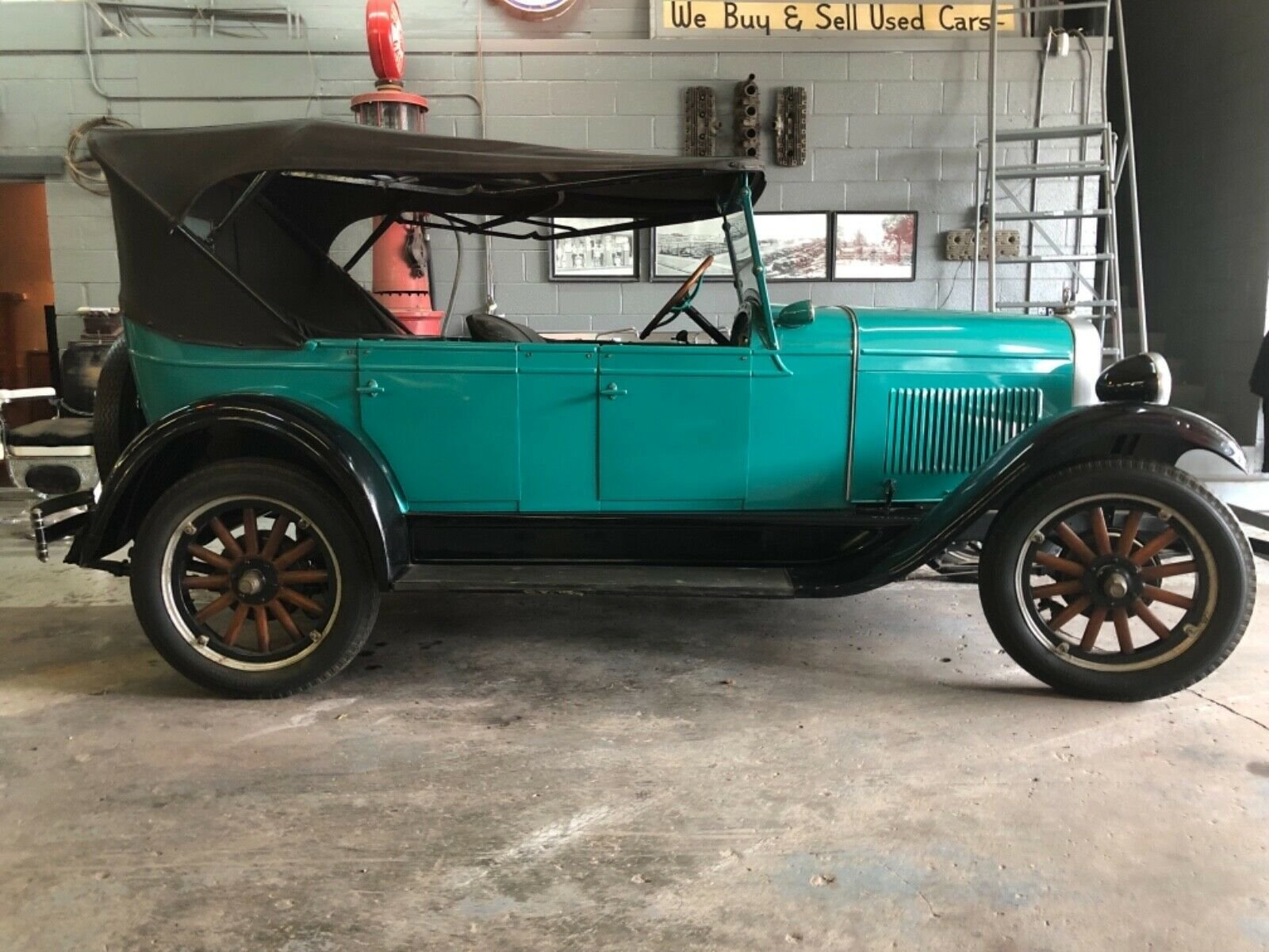 1927 Chevrolet AB National