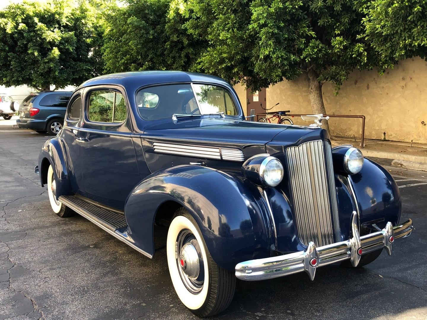 1939 Packard Business Coupe