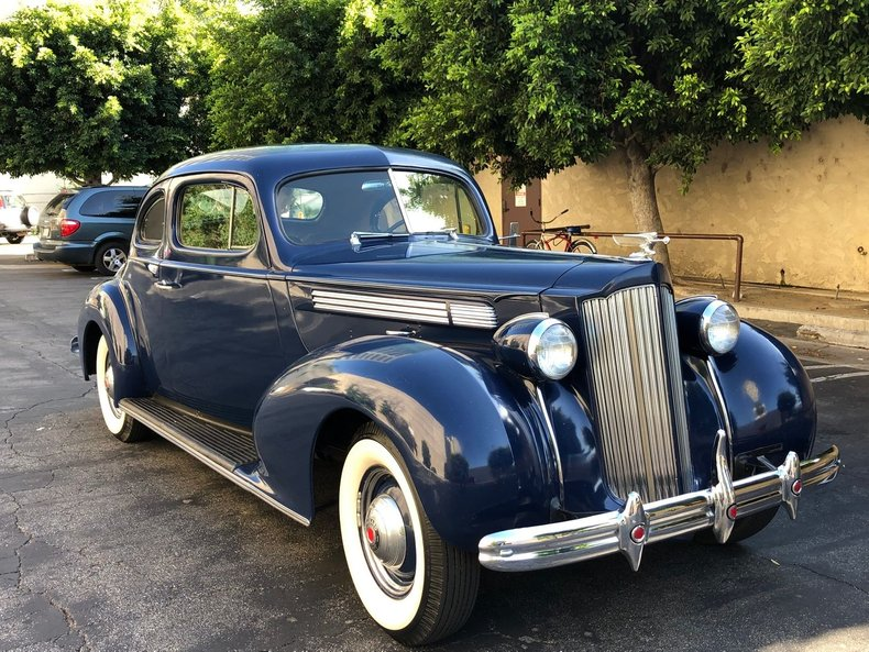 1939 Packard Business Coupe for sale #130551 | MCG