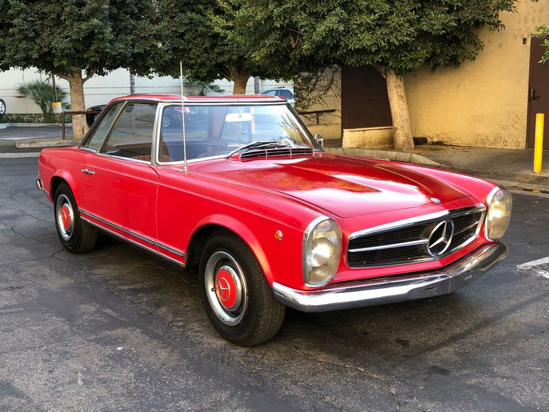 1964 Mercedes-Benz 230SL For Sale