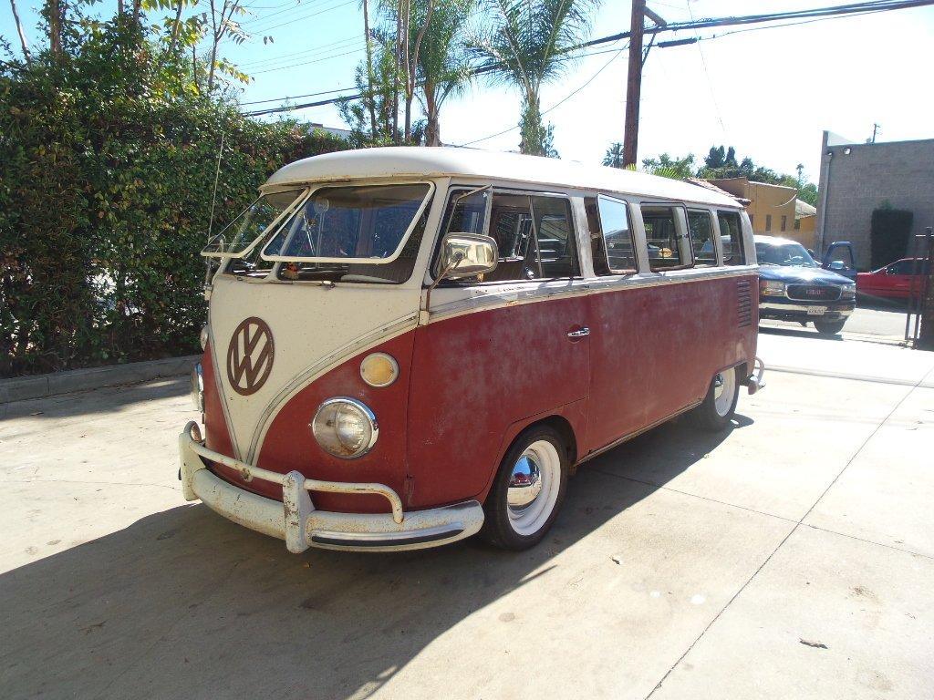 1967 Volkswagen Vanagon