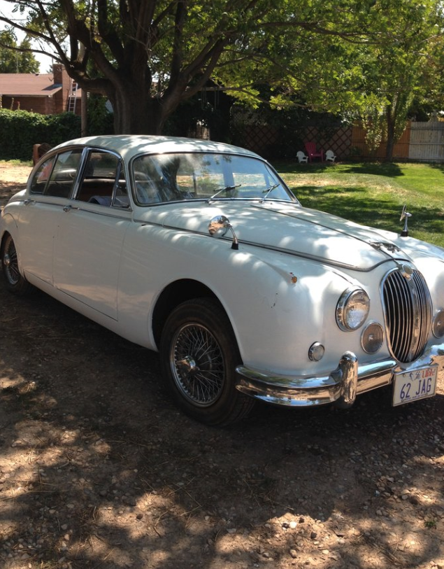 1962 Jaguar Mark II For Sale