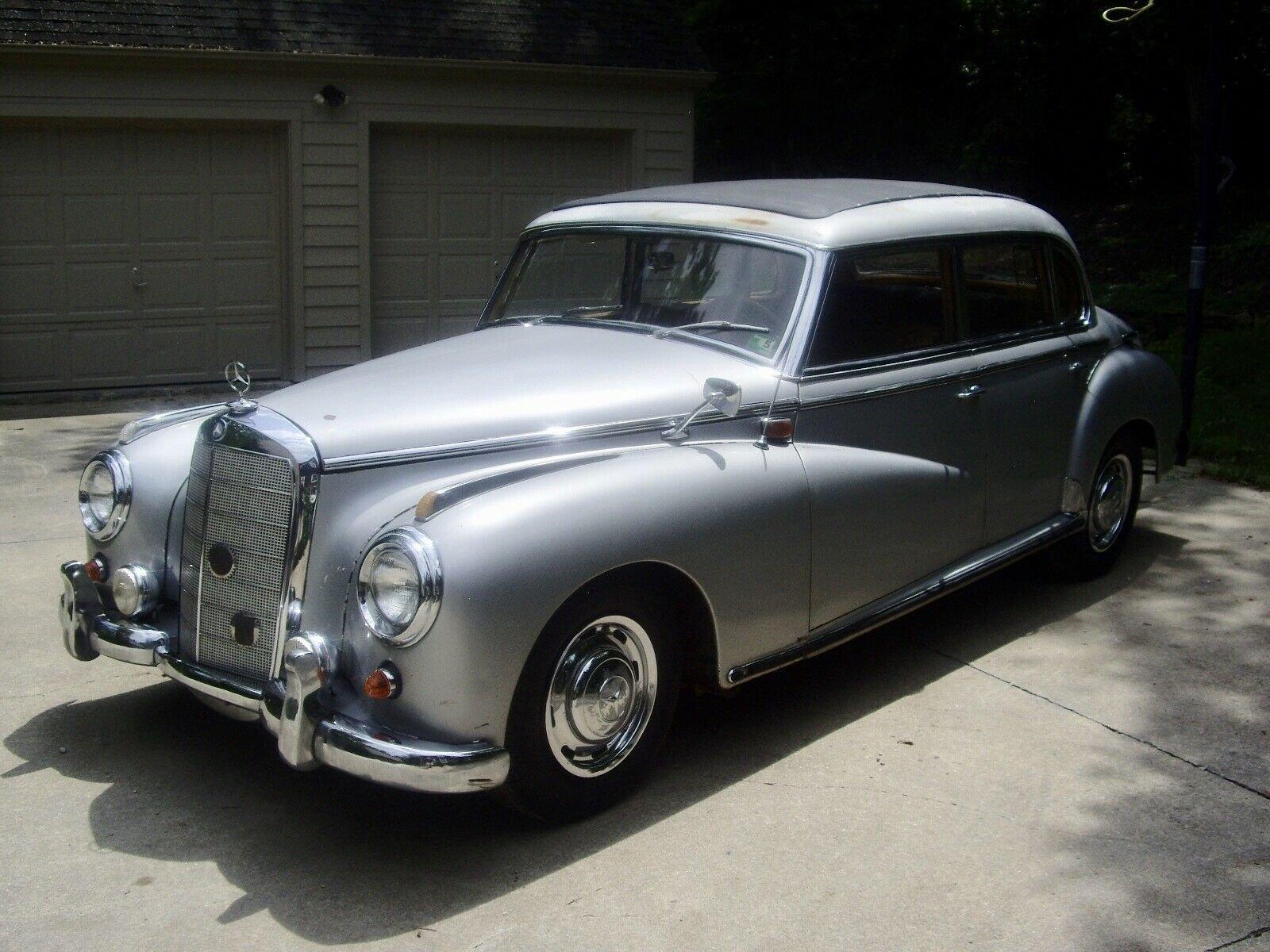 1954 Mercedes-Benz 300 Adenauer