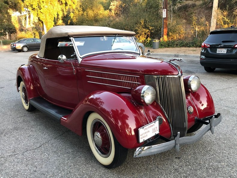 1936 Ford Roadster For Sale