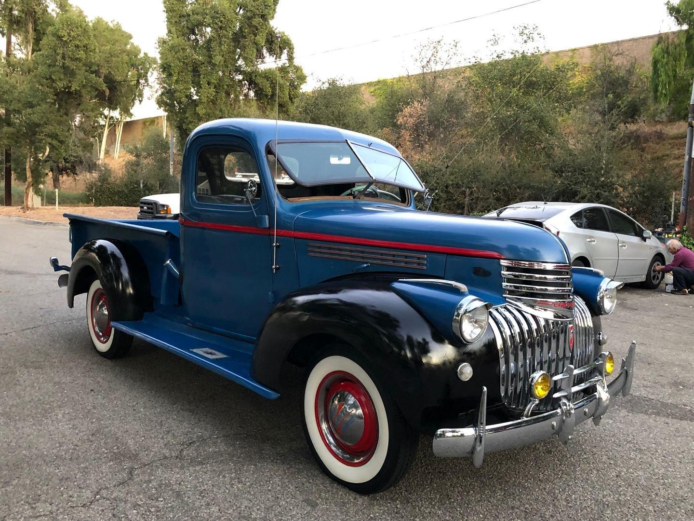 1941 Chevrolet 1/2-Ton Pickup