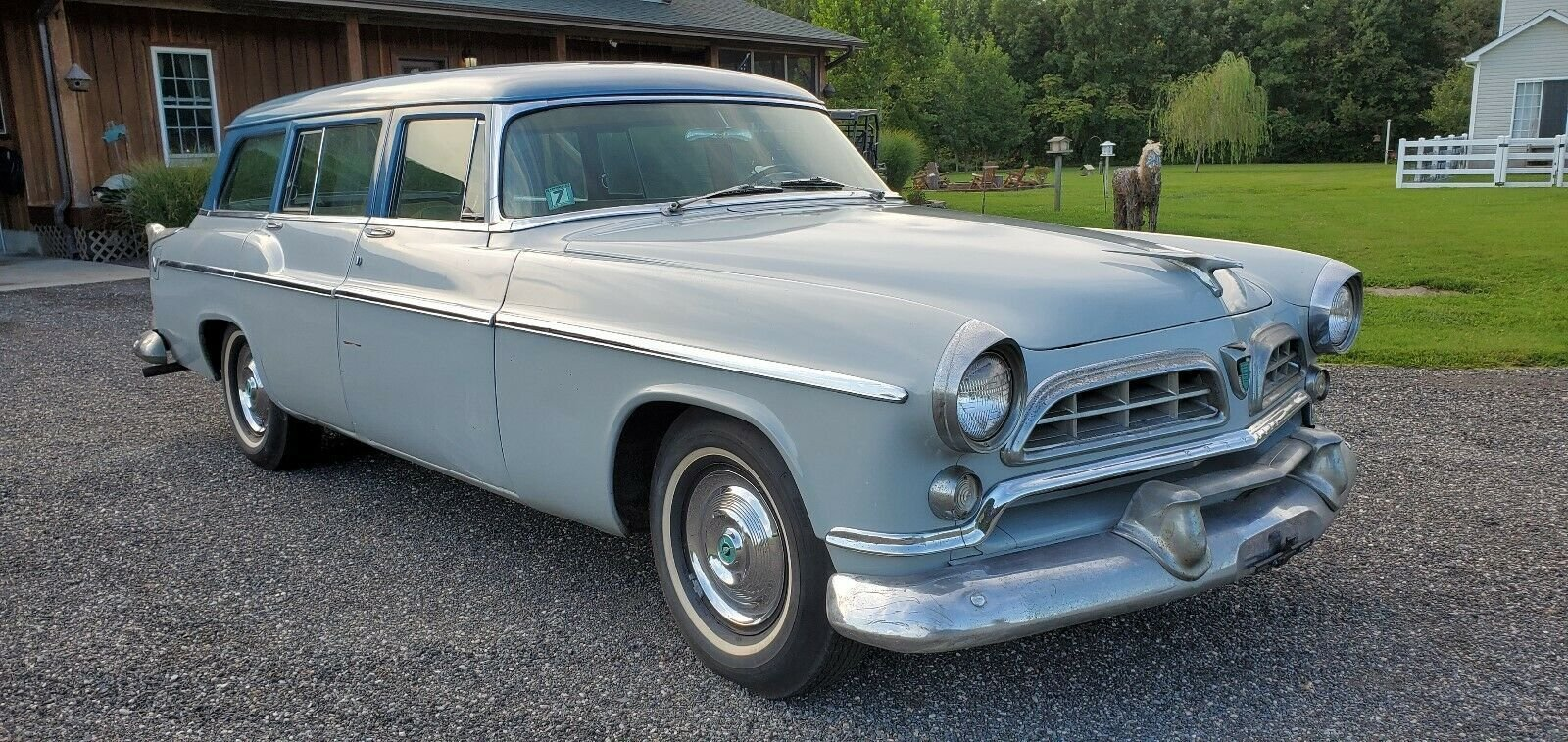 1955 Chrysler Town and Country