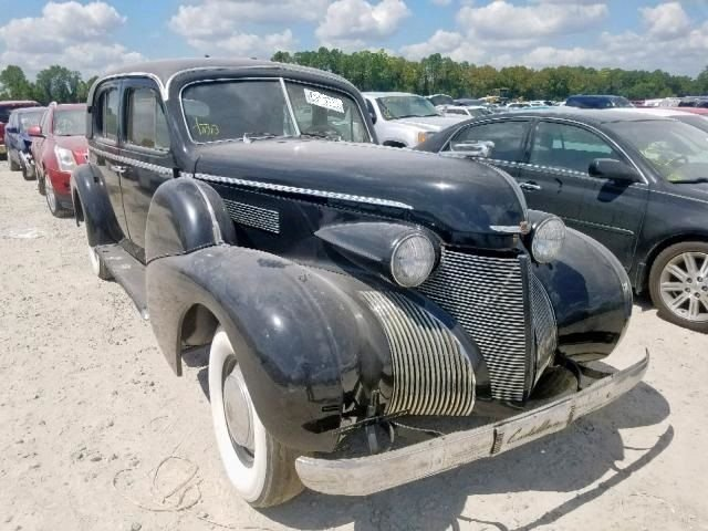 1939 Cadillac Formal Limousine