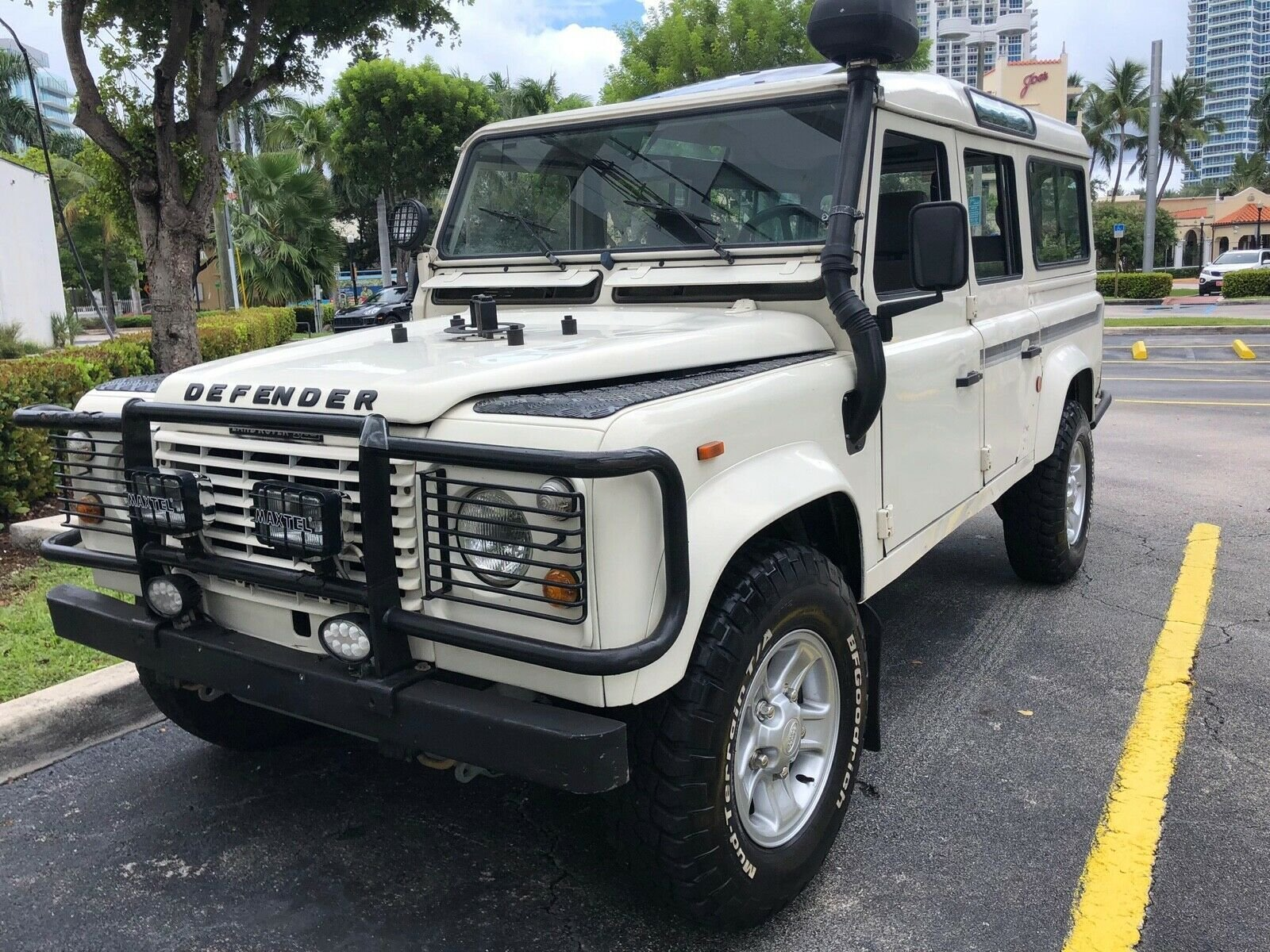 1989 Land Rover One Ten
