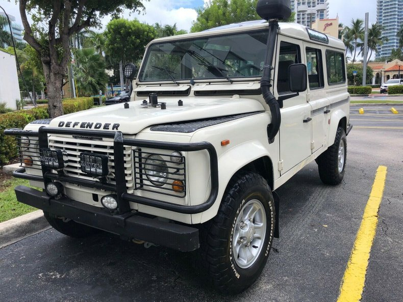 1989 Land Rover One Ten For Sale