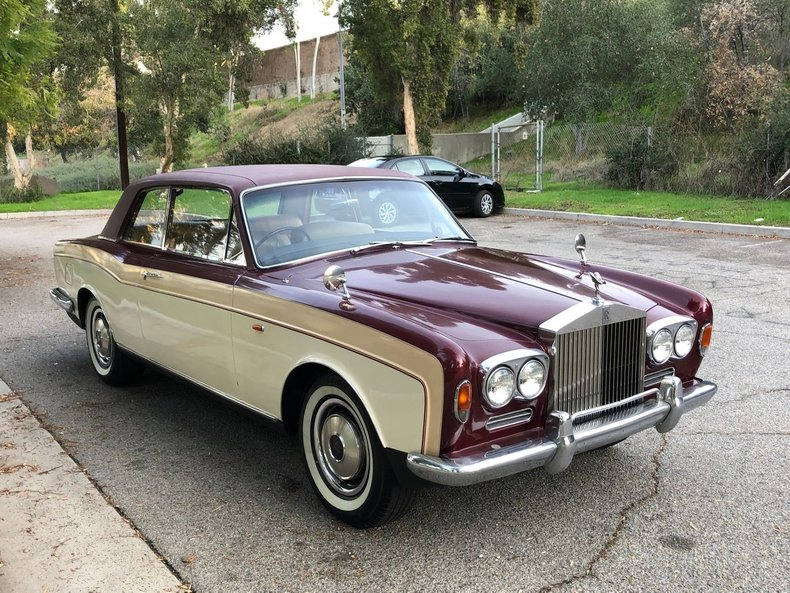 1967 Rolls-Royce Silver Shadow Mulliner Park Ward For Sale