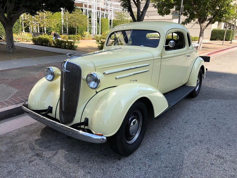 1936 Chevrolet Coupe For Sale