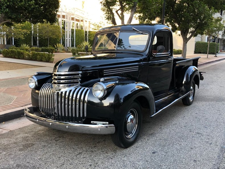 1946 Chevrolet 1/2-Ton Pickup For Sale
