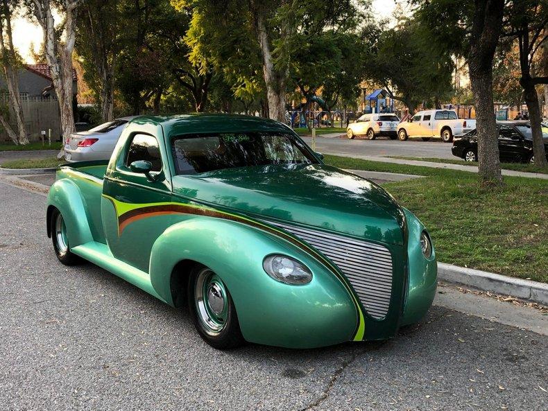1939 Studebaker Pickup For Sale
