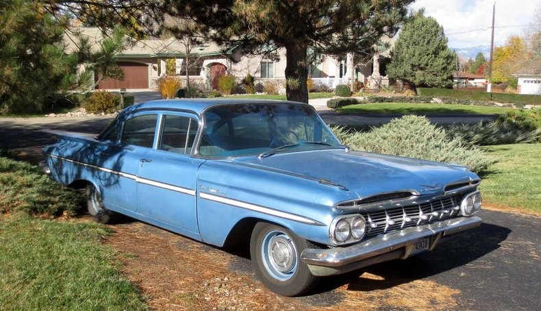 1959 Chevrolet Bel Air For Sale