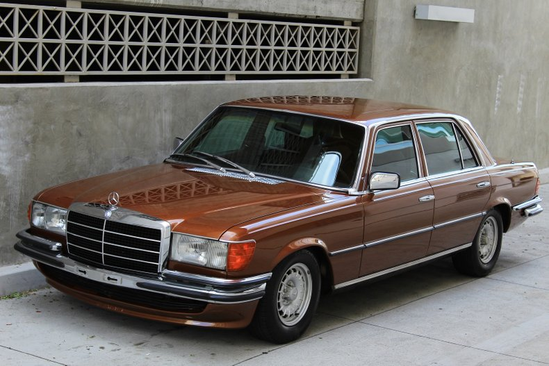 1979 Mercedes-Benz 400 For Sale