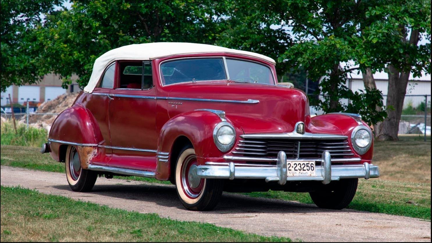 1946 Hudson Model 51