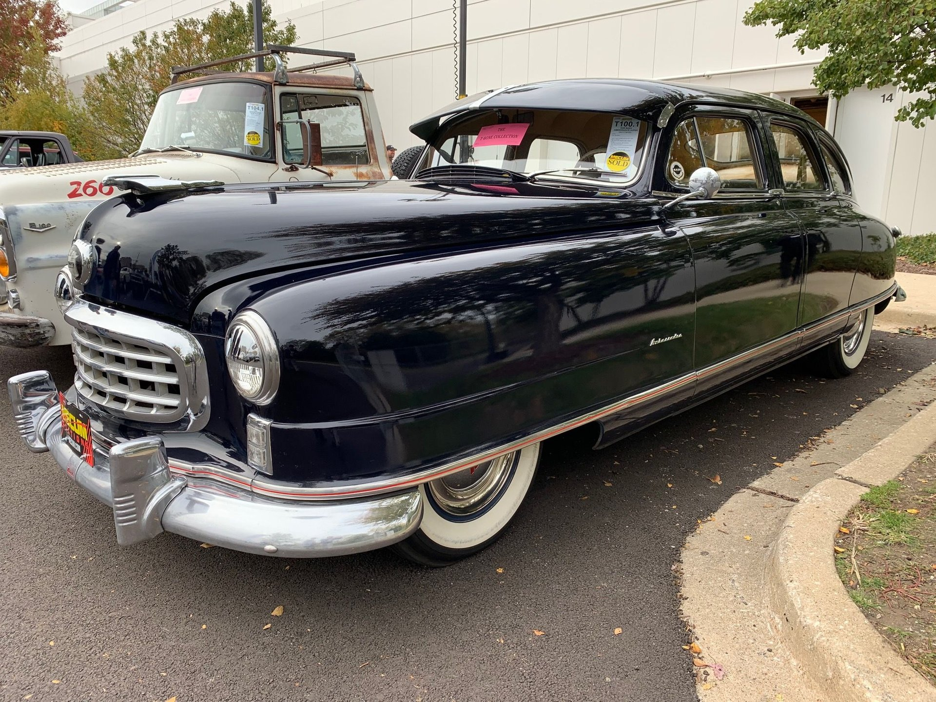 1949 Nash Ambassador Super