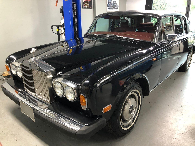 1977 Rolls-Royce Silver Wraith II