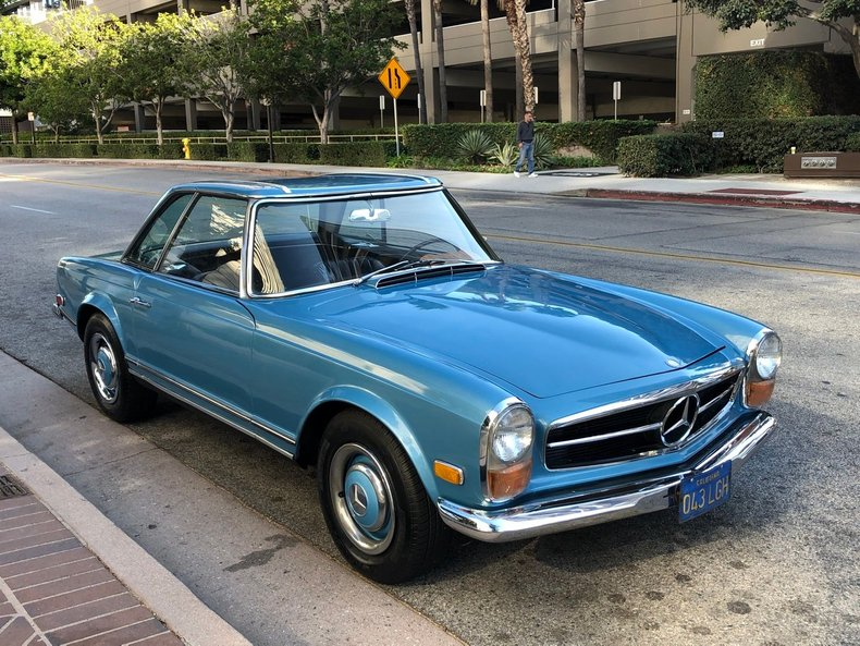 1967 Mercedes-Benz 230SL For Sale