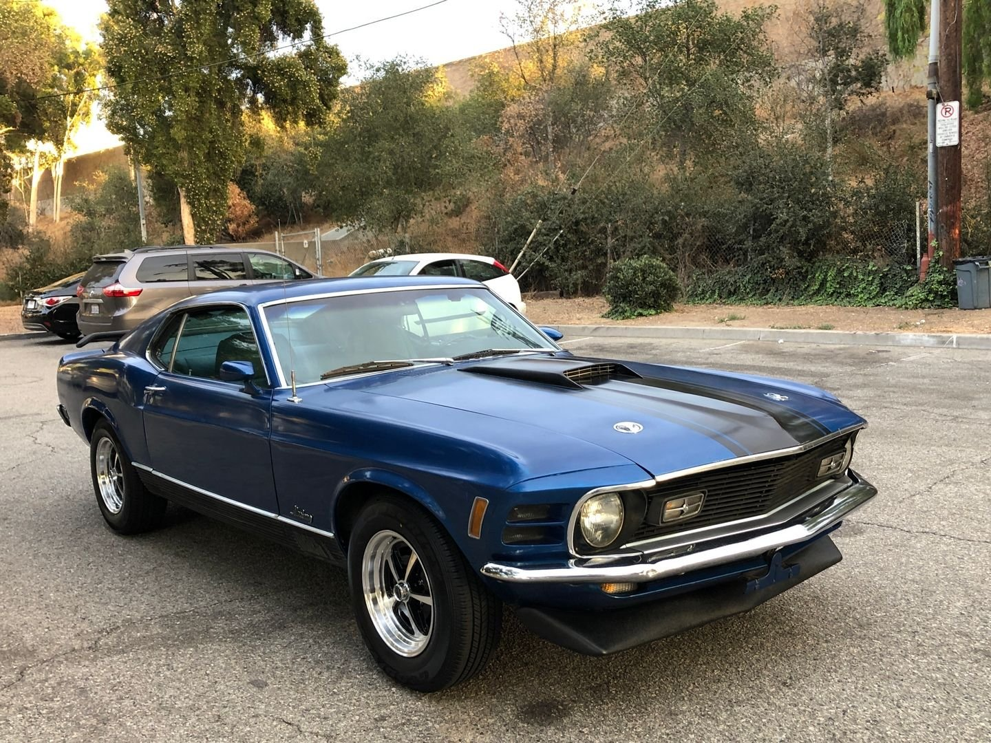 1970 Ford Mustang Fastback Mach 1