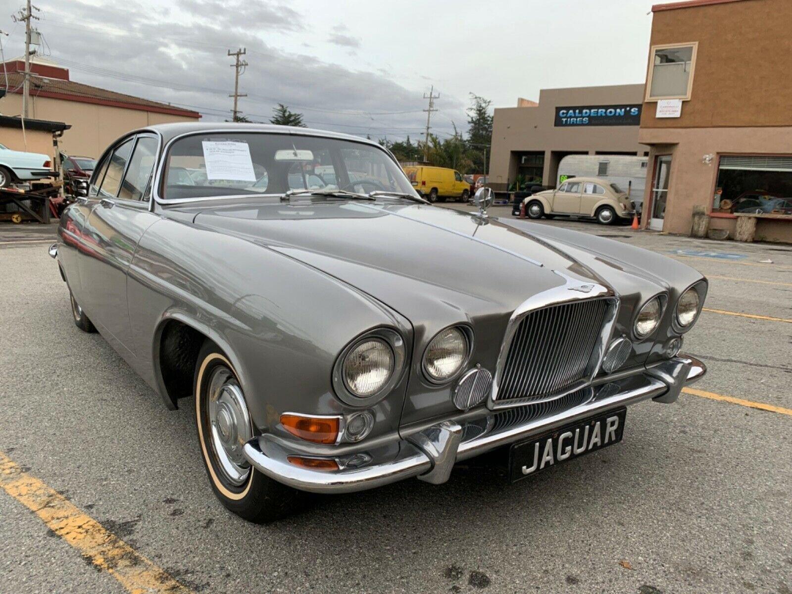 1963 Jaguar MK 10