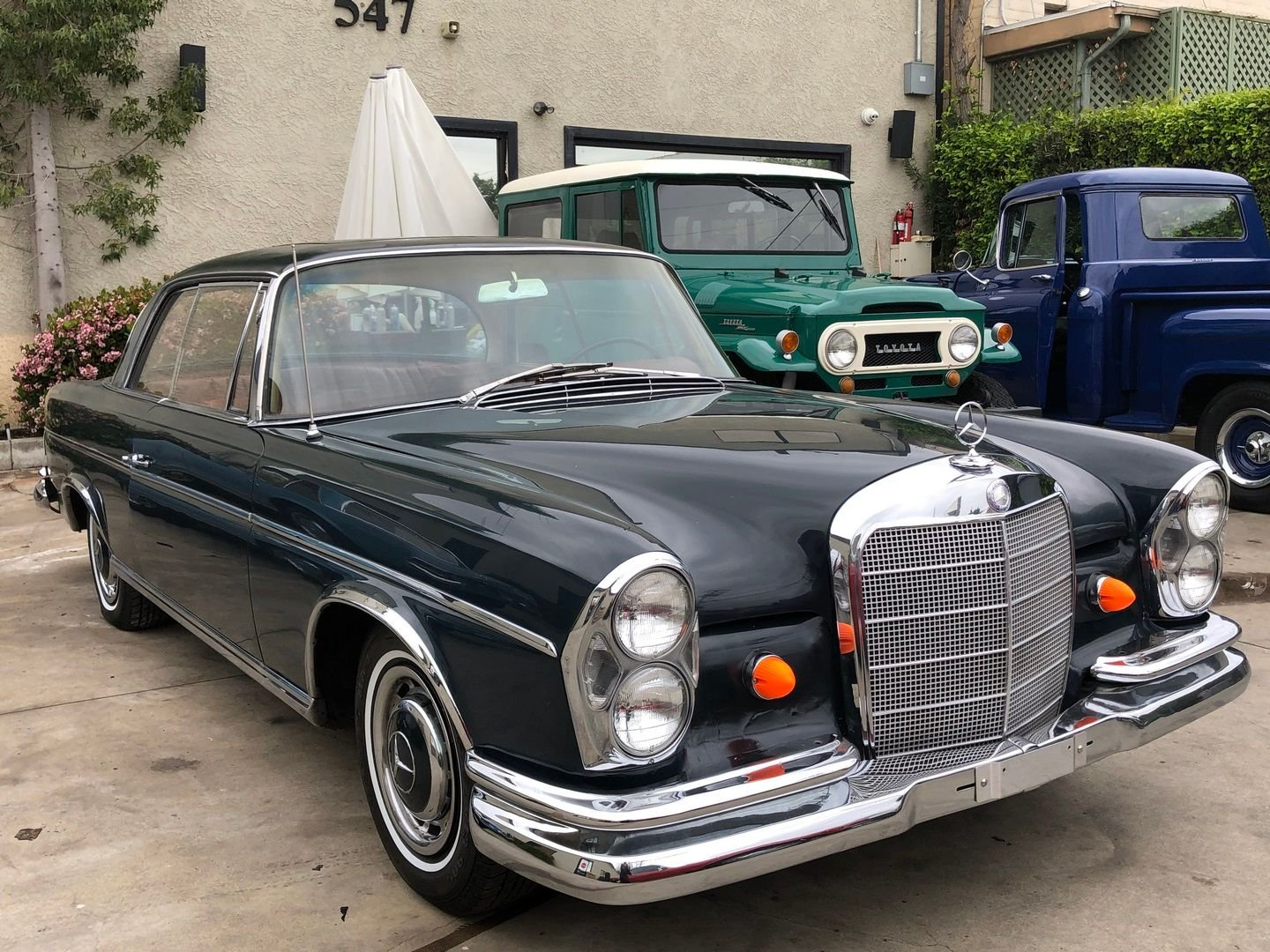 1964 Mercedes-Benz 220SEB