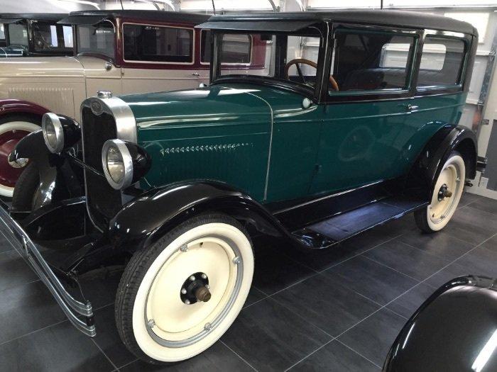 1928 Chevrolet Coach