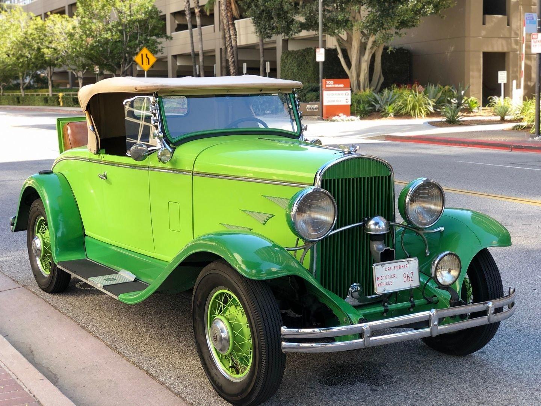1930 Chrysler Imperial