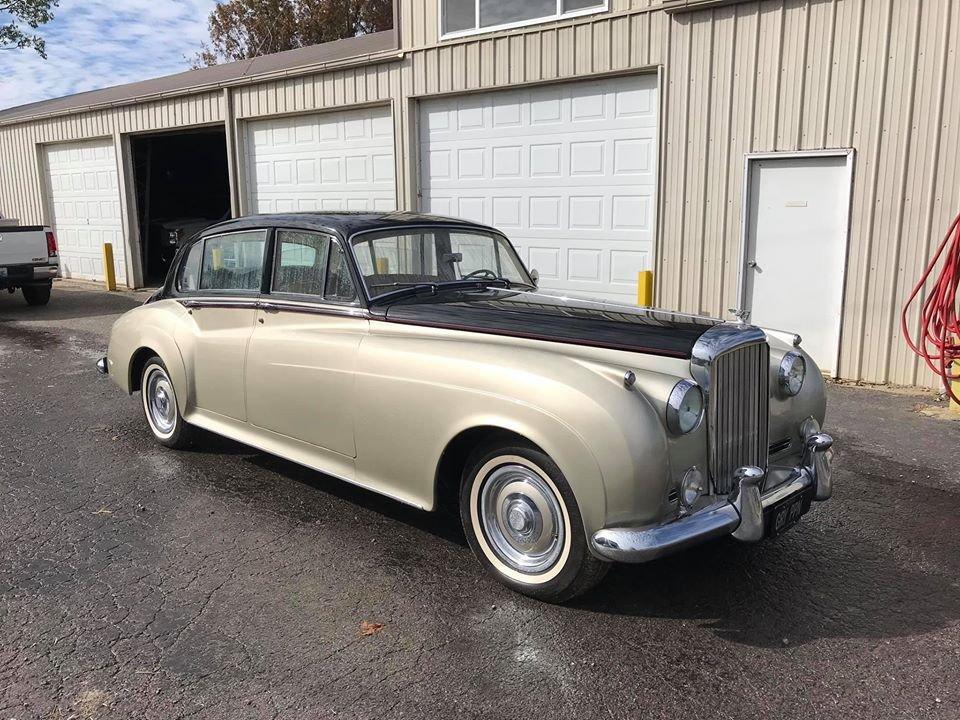 1960 Bentley S2 B Series