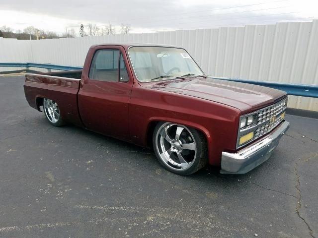 1986 Chevrolet 1/2 Ton