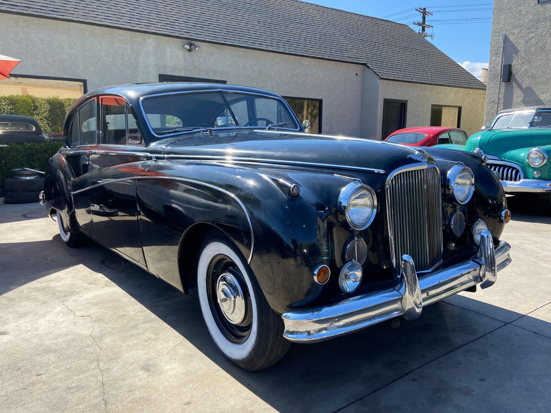 1955 Jaguar Mark VII