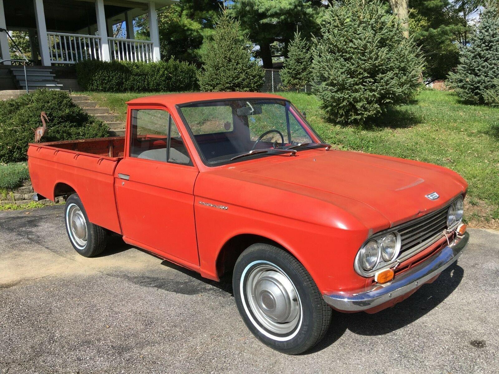 1968 Datsun 520 Standard Bed