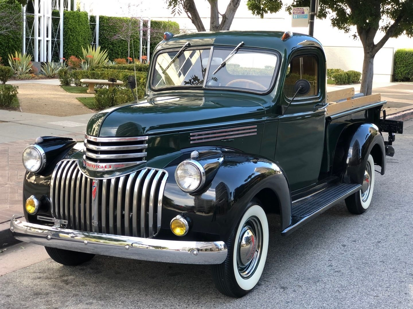 1946 Chevrolet AK Series