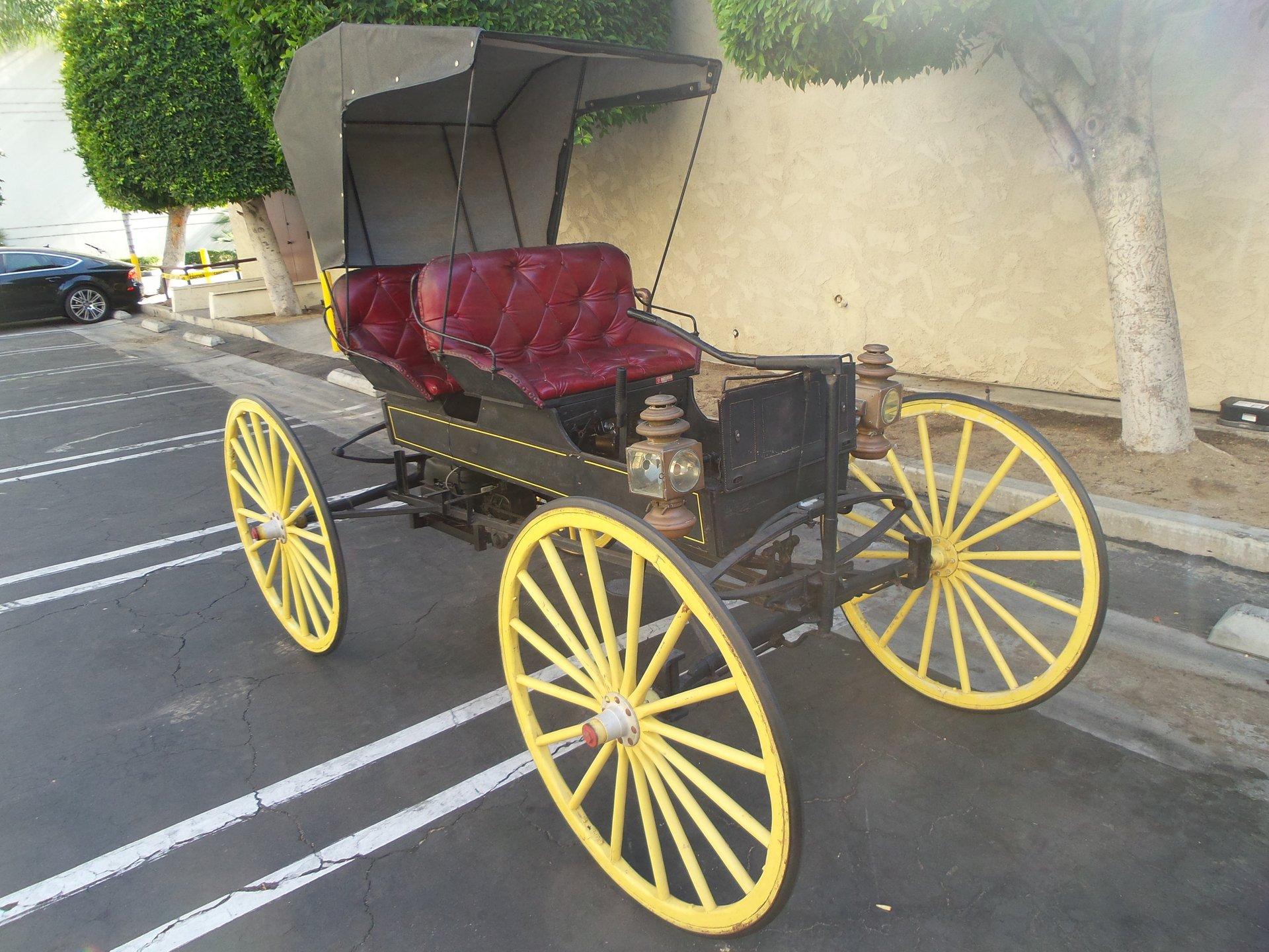 1908 Sear Buggy