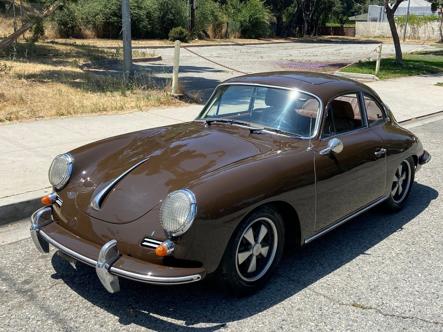 1964 Porsche 356B Sunroof Coupe