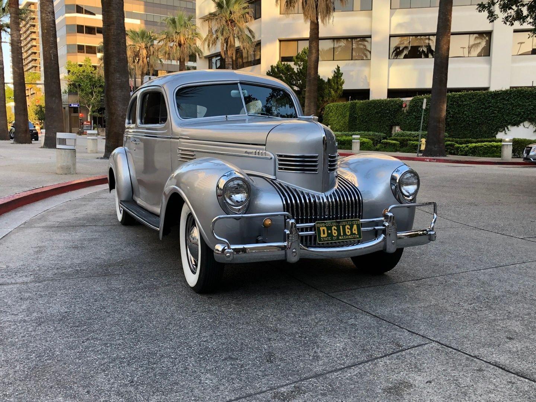1939 Chrysler Royal Deluxe