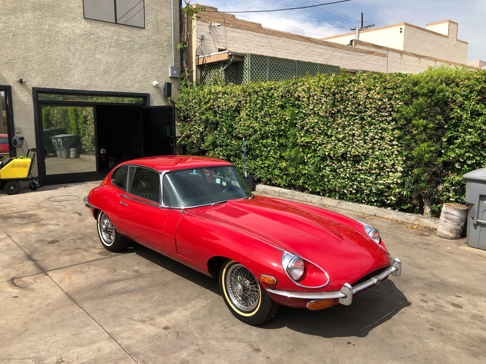 1969 Jaguar XKE 2+2