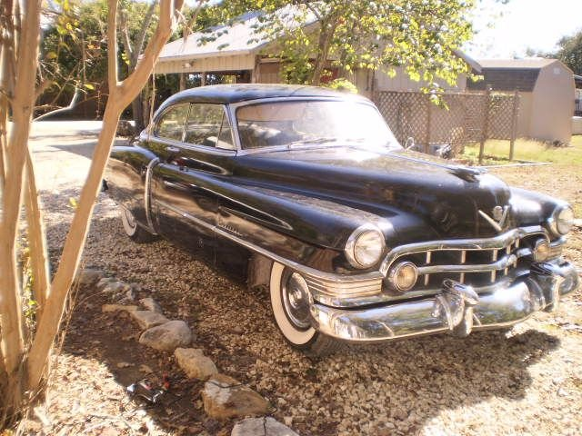 1950 Cadillac SERIES 61 CLUB COUPE