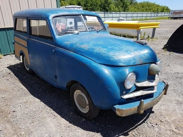 1948 Crosley CC Four