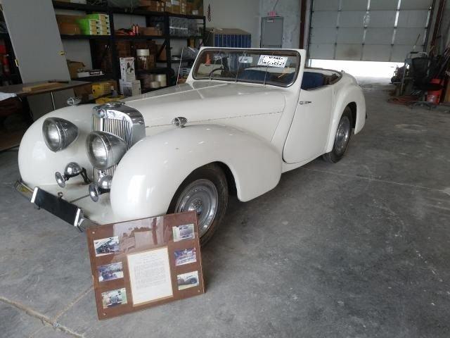 1948 Triumph TR 1800