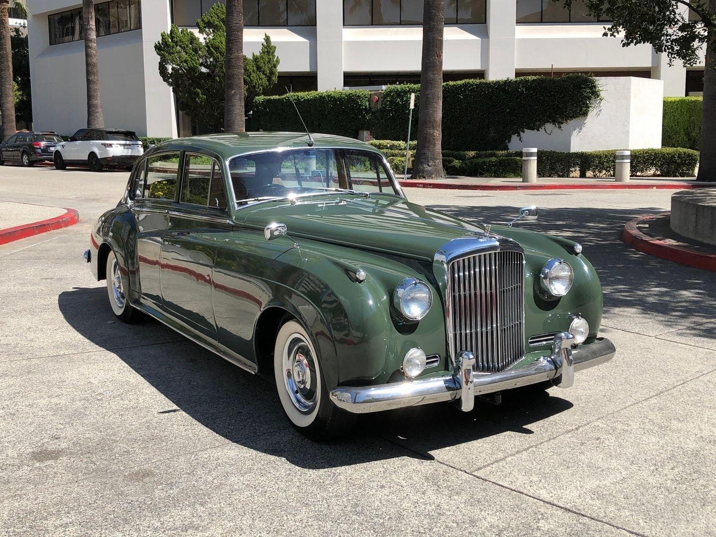 1958 Bentley S1 Long Wheel Base